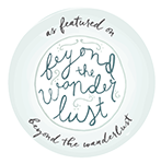 Beyond the Wanderlust Badge Molly Watson Photography