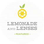 Lemonade and Lenses Featured Badge Molly Watson Photography