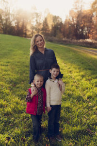 Mom and Her Boys: A Medina, OH Family Sunset Session