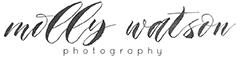 Molly Watson Photography Cleveland Photographer Logo