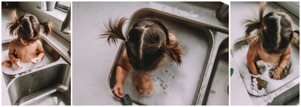 Molly Watson Photography Cleveland Photographer sink bath