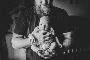 Baby Emmett Newborn Photography For Cleveland, OH