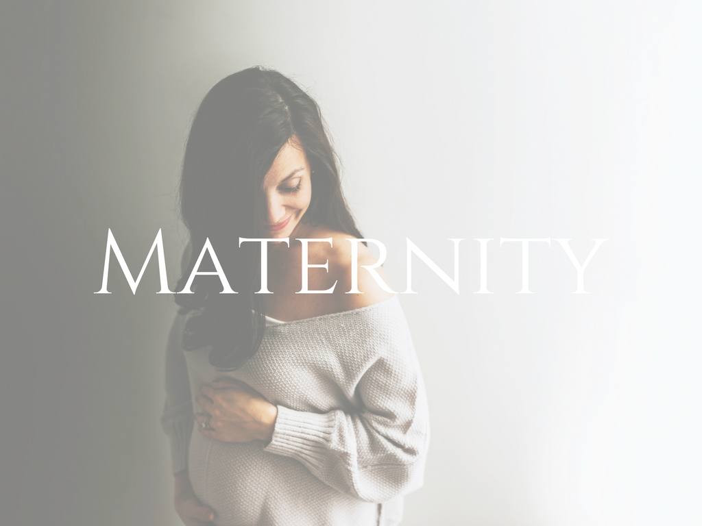 cleveland maternity photography