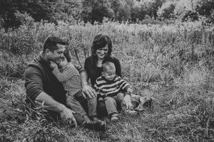 Wadsworth Family Fall Session | Cleveland Family Photographer