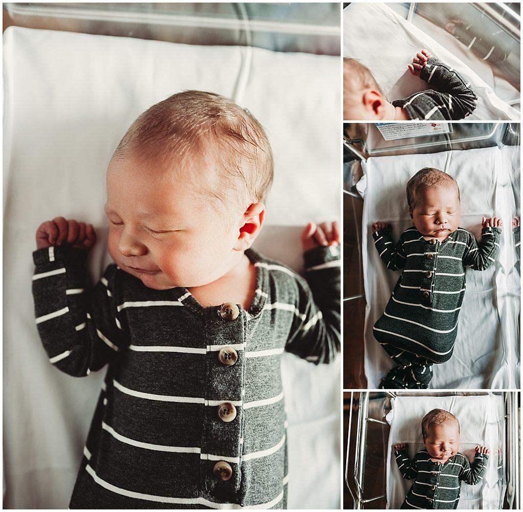 Cleveland Newborn Fresh 48 Photography