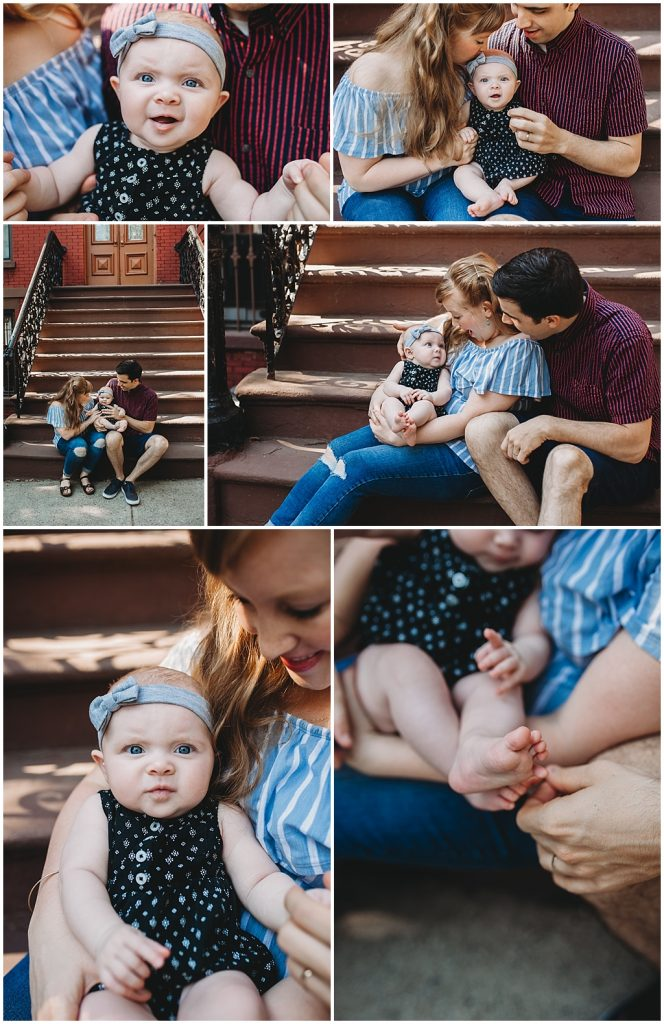cleveland photographer - brooklyn new york family portrait session